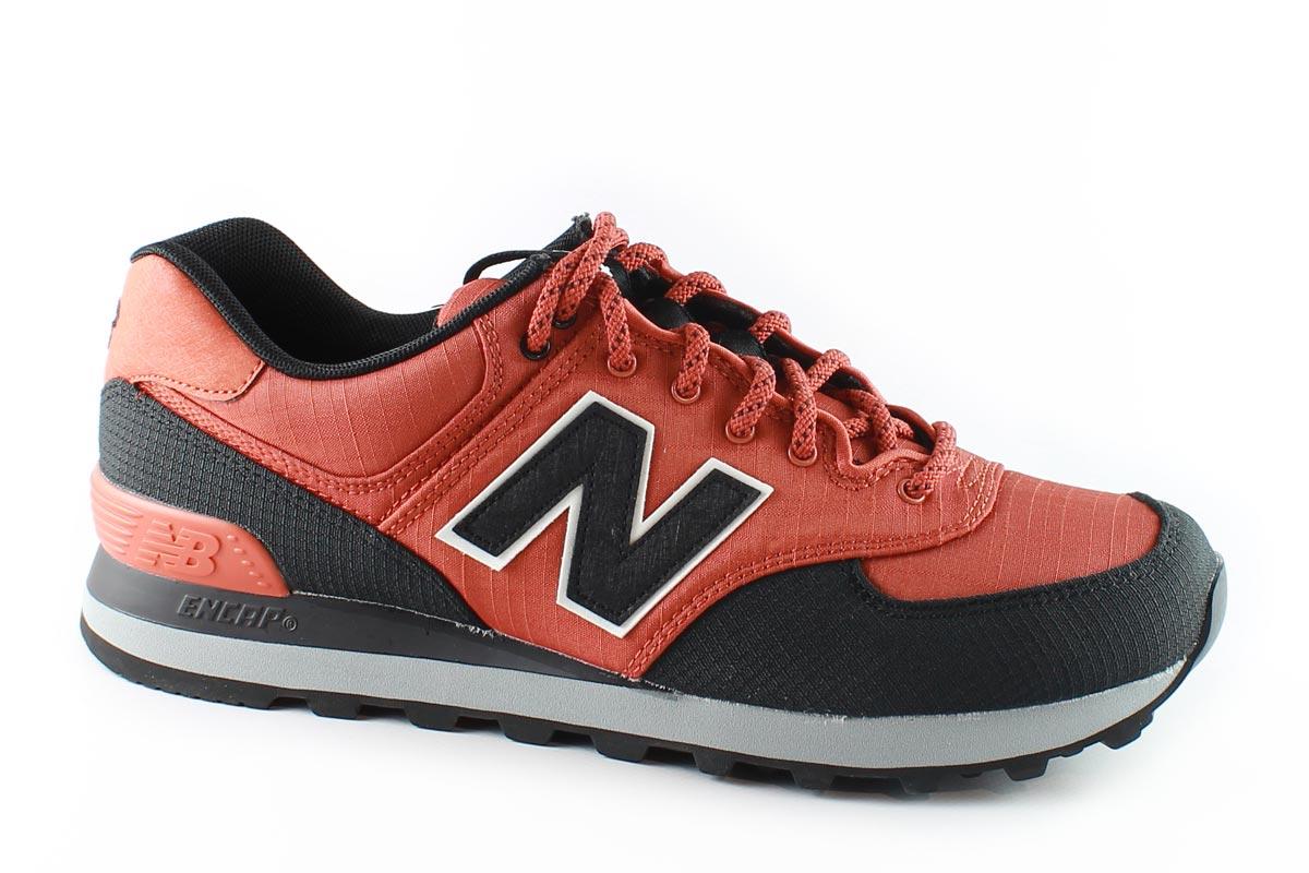 2b266776f8 New Balance Ανδρικό Sneaker Πορτοκαλί 574PTC - Nero Kaidas