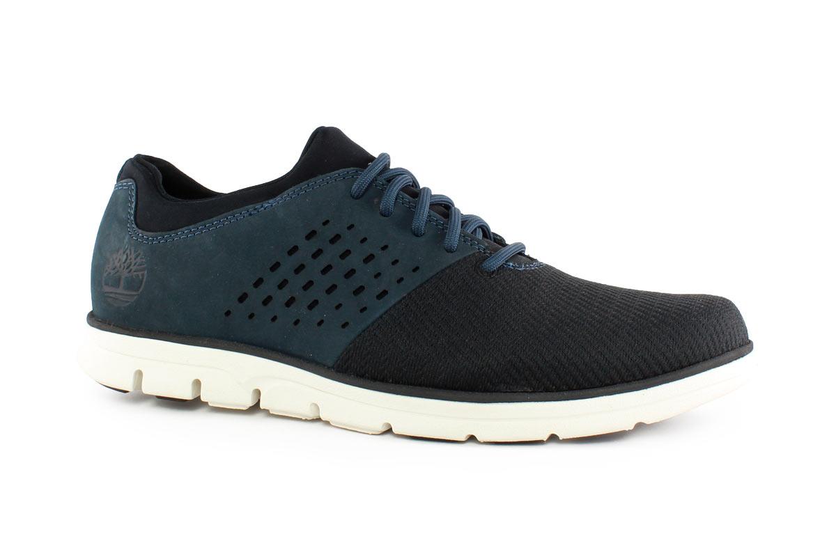 599fc16b00 Timberland Ανδρικό Δερμάτινο Sneaker Μπλε A1LH8 - Nero Kaidas