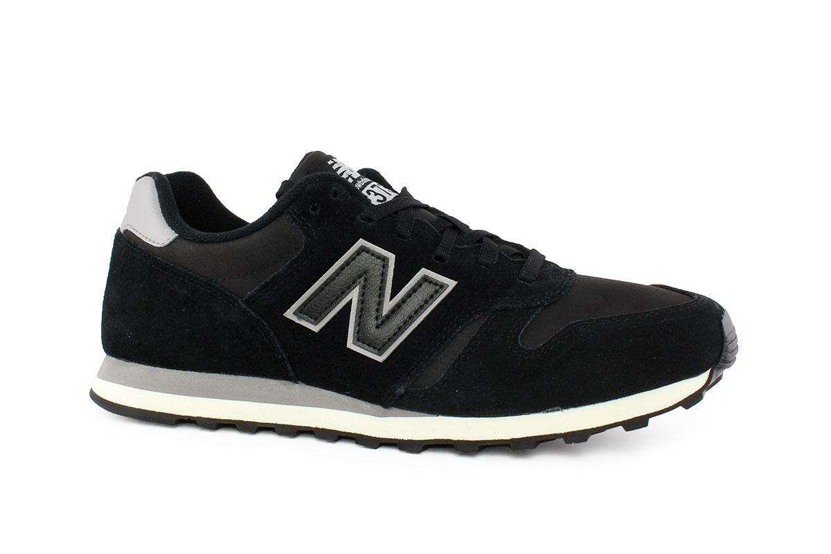 546990bff7 New Balance Ανδρικό Sneaker Μαύρο ML373BLG - Nero Kaidas