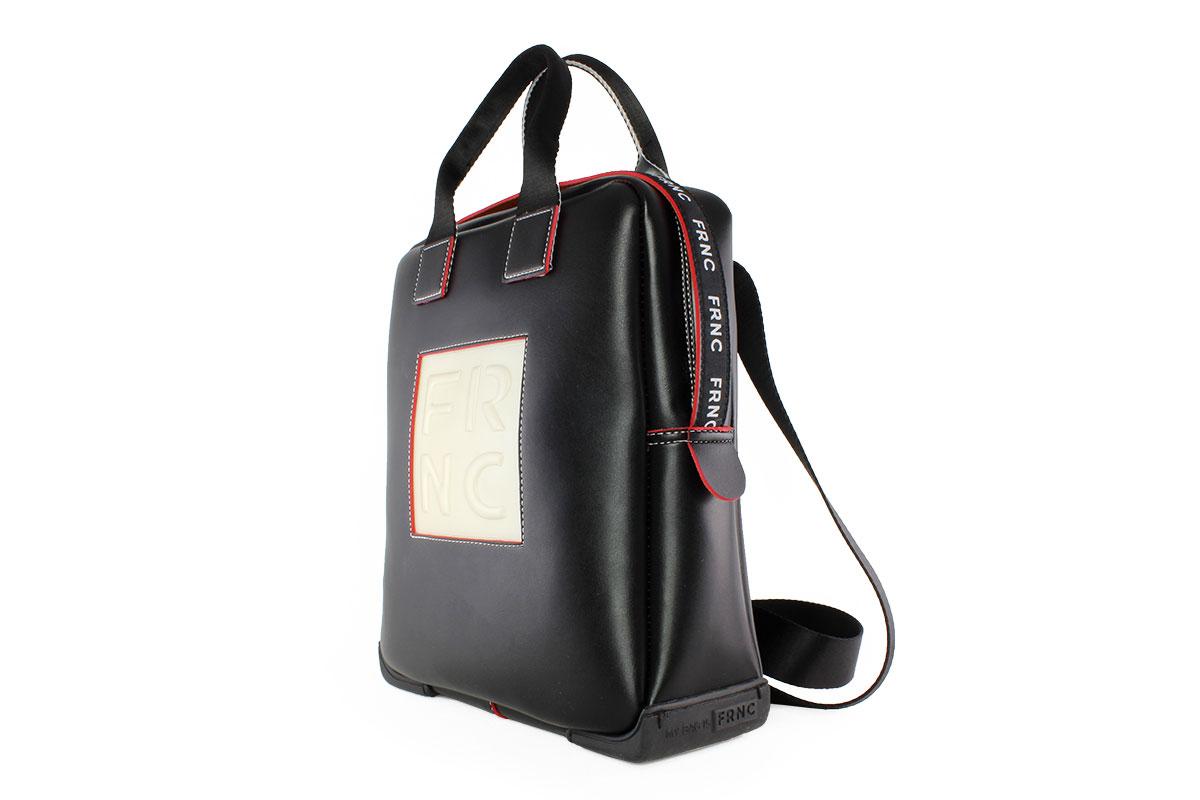48a35485b1 Frnc Γυναικεία Τσάντα Backpack Μαύρη 2019M - Nero Kaidas