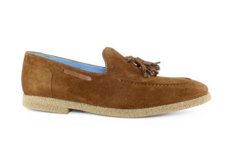 Boss Shoes Ανδρικό Δερμάτινο Καστόρι Loafer Ταμπά L6148