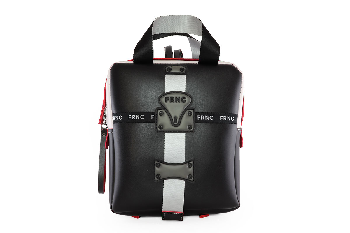676a0b1f52 Frnc Γυναικεία Τσάντα Backpack Μαύρη 85 - Nero Kaidas