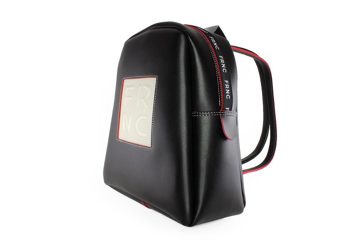 a76612f460 Frnc Γυναικεία Τσάντα Backpack Μαύρη 1202W - Nero Kaidas