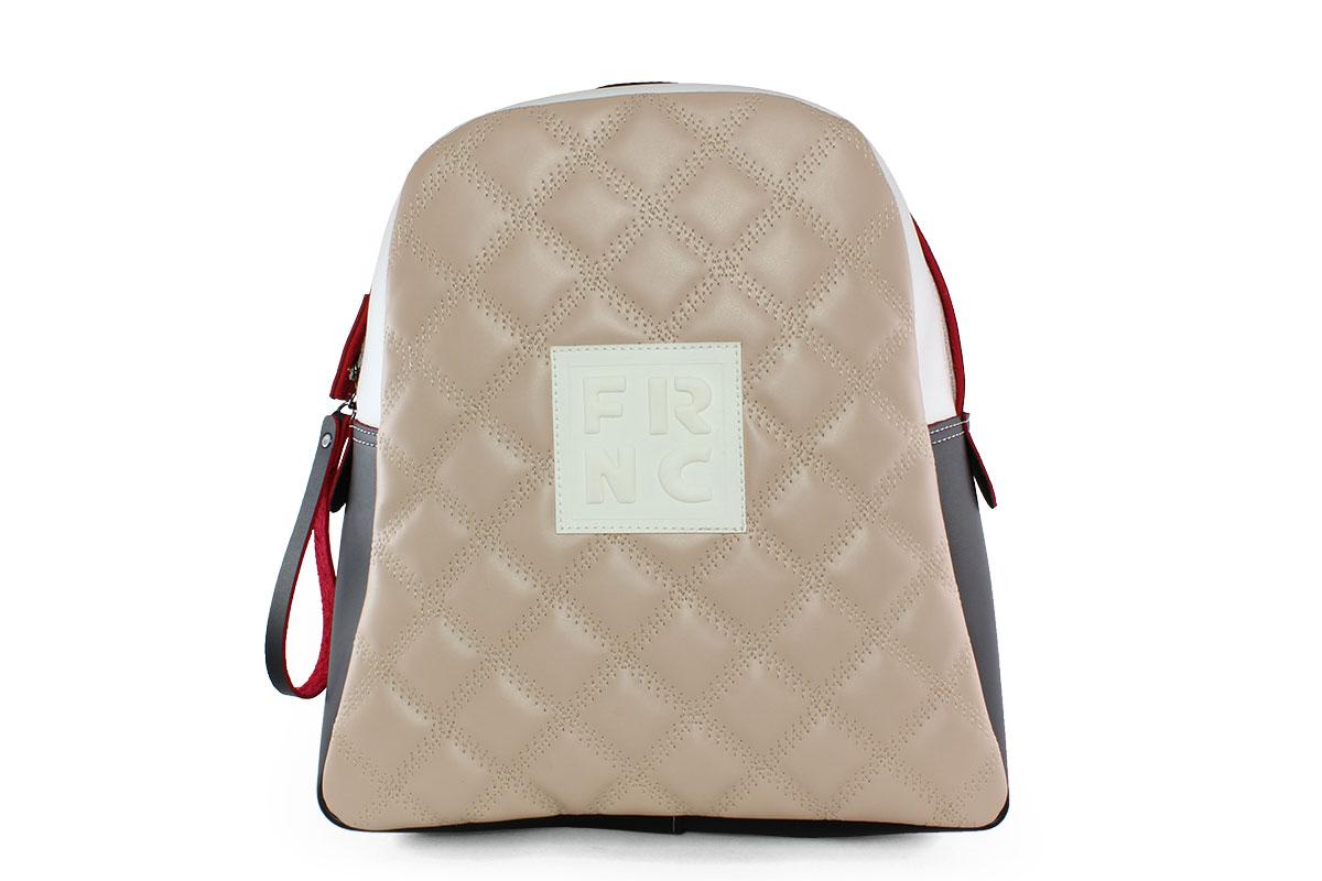 2e6961ad57 Frnc Γυναικεία Τσάντα Backpack Nude 1202P - Nero Kaidas