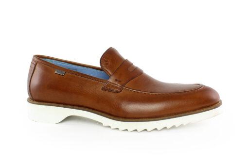 Boss Shoes Ανδρικό Δερμάτινο Loafer Ταμπά L6129