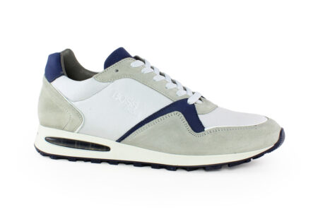 Boss Shoes Ανδρικό Δερμάτινο Sneaker Λευκό L.LAUREL WHITE