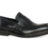 Boss Shoes Ανδρικό Δερμάτινο Loafer Μαύρο Μ6267