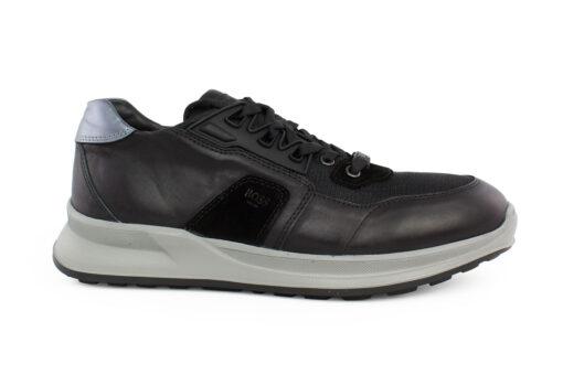 Boss Shoes Ανδρικό Δερμάτινο Sneaker Μαύρο M6298