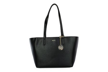 DKNY Γυναικεία Τσάντα Χειρός Μαύρη R74A3014 BGD