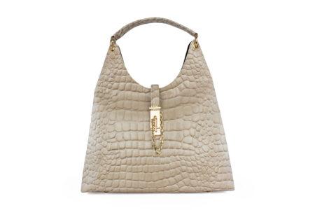 Frnc Γυναικεία Τσάντα Χειρός Μπεζ 1430-CRO/BE